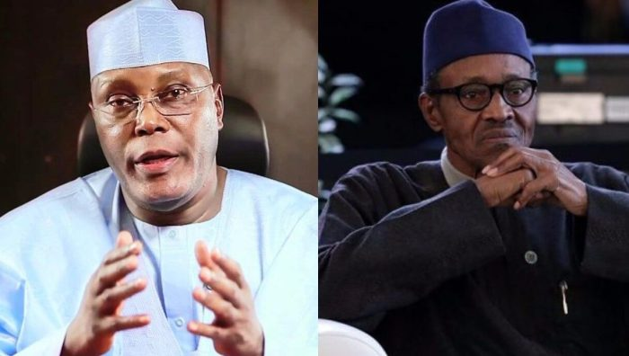 Atiku Lampoons Buhari for Absence at Airforce Officers' Burial