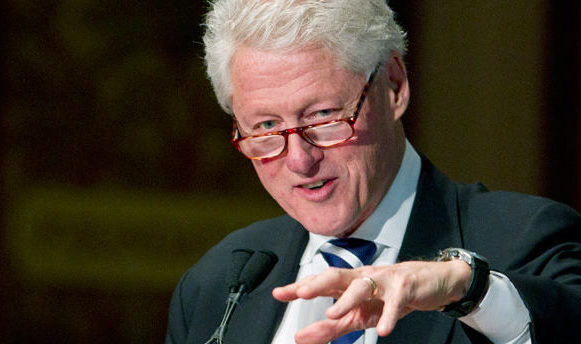Former US President, Clinton cancels visit to Nigeria