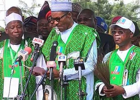 Buhari concludes re-election campaign in Daura, thanks Nigerians for show of support