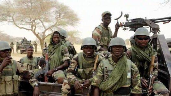 Troops foil attack, kill 4 insurgents in Borno