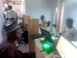 Nis Inaugurates E Registration Of Foreign Nationals In Sokoto