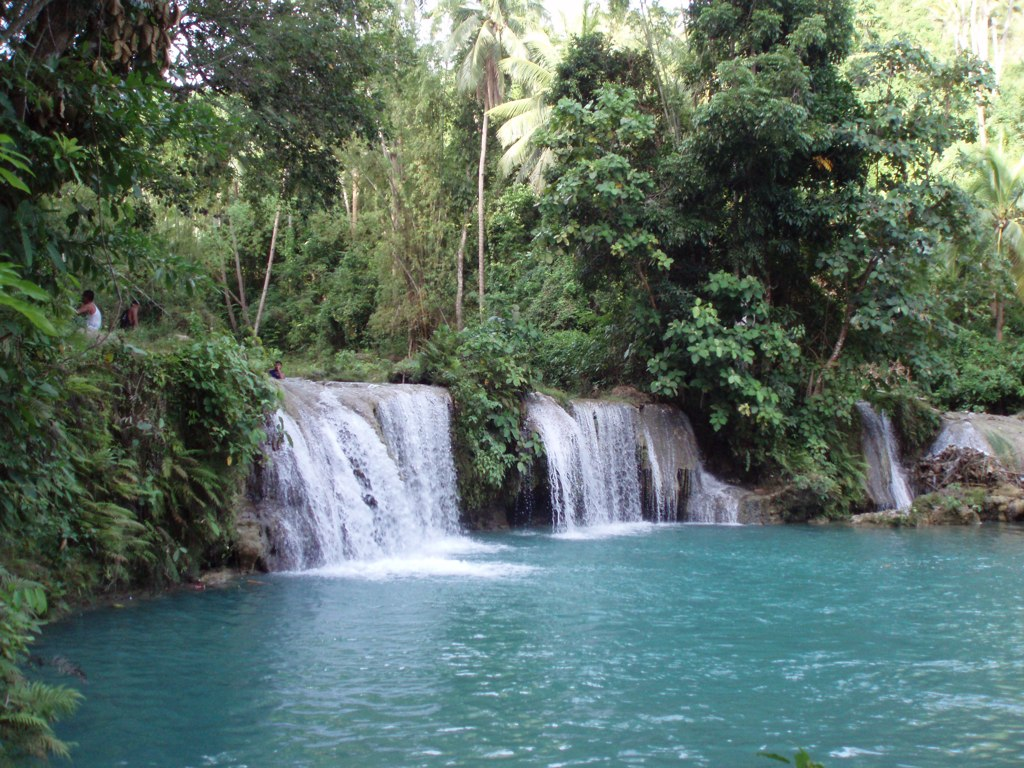 Siquijor waterfall photo