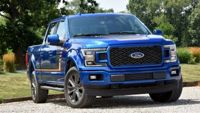 2019 Ford F150 order bank
