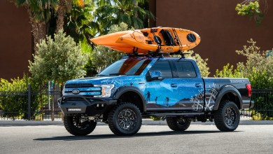 Photo of Transfer Flow Builds The Ultimate Family Adventure Pickup: