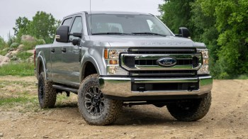 2020 Ford F-250 XLT Tremor SuperCrew 4x4. (Ford).