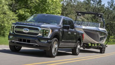Photo of 2021 Ford F-150 Gets Best-In-Class Towing Numbers: