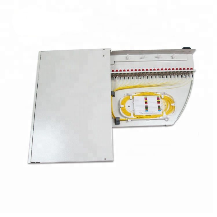 ODF Patch Panel 12 Full View