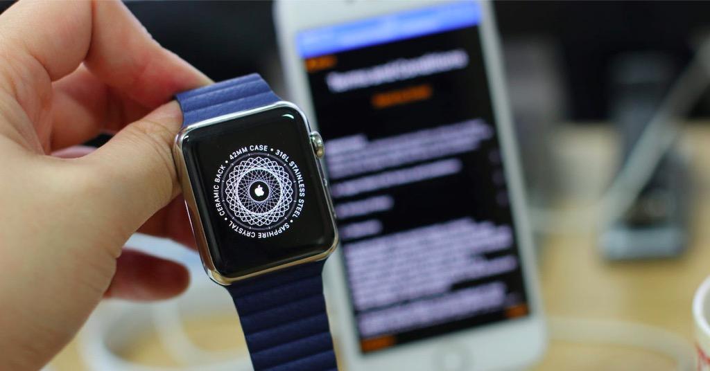 ความเป็นไปได้ที่นักพัฒนาเว็บ จะทำแอพ Apple Watch ได้