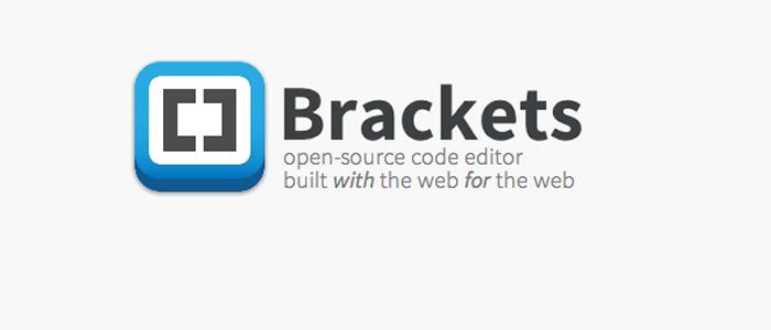 Adobe Brackets project banner