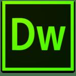 Adobe Dreamweaver CC Logo
