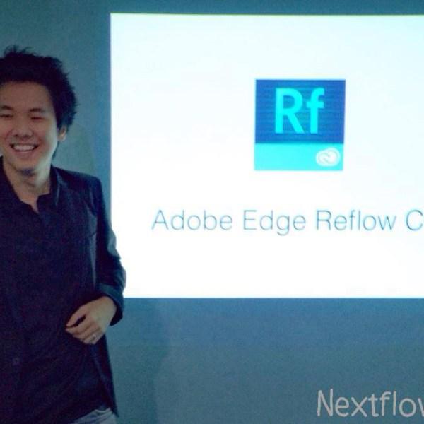 อธิบายแนวคิดในการใช้ Edge Reflow CC ฝึกอบรม Responsive Web Design with Adobe Edge Reflow CC & Photoshp CC training