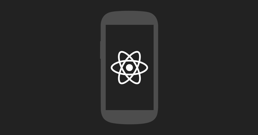 React Native Black