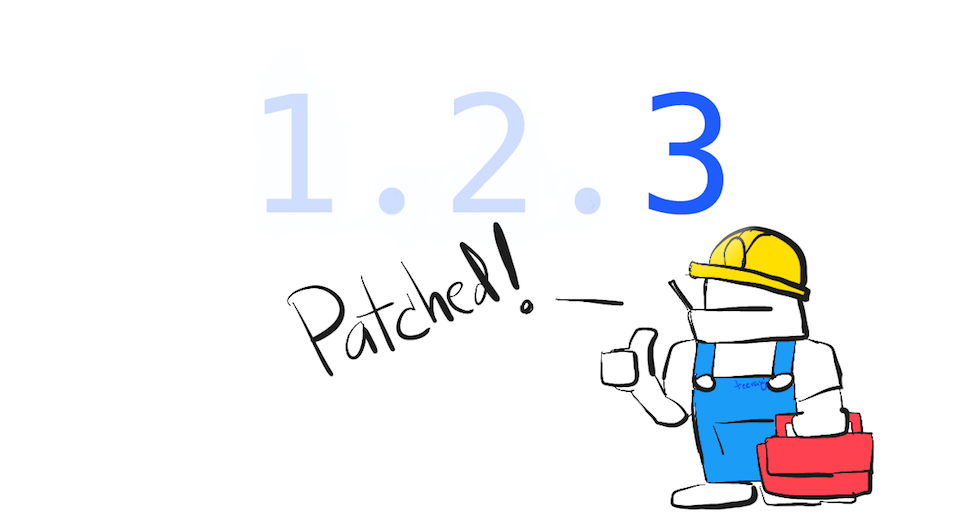 Semantic Versioning - Patch