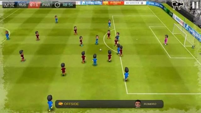 Mobile Soccer League: regras básicas do jogo