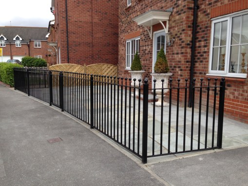 Steel Railing & Gate Fabrication