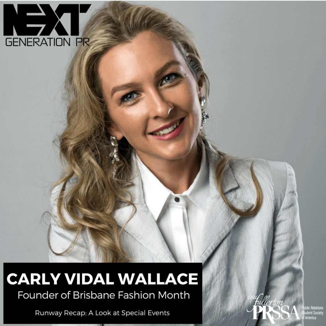 Carly Vidal Wallace_Special Events