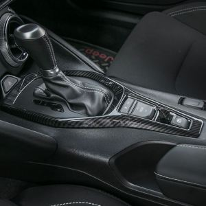 Carbon Fiber/Colored Shifter Trim Cover | 2016-2021 Chevy Camaro