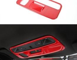 Colored/Carbon Fiber Upper Console | 2016-2020 Camaro