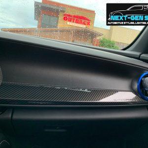 Carbon Fiber Dashboard Cover | 2016 – 2021 Chevy Camaro