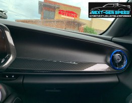 Carbon Fiber Dashboard Cover | 2016-2021 Chevy Camaro