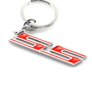 Chevy SS 3D Metal Keychain