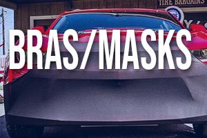 Bra's/Mask's