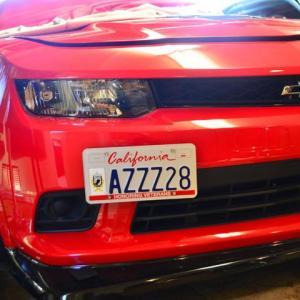Plate Holder | 10-15 Camaro