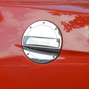 Fuel Door Cover | 2015-2021 Mustang (6 Color)