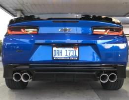 Gloss/Matte Quad Tip Diffuser | 2016-2020 Camaro