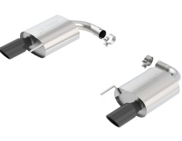 Borla S-Type Axle-Back Exhaust (11887BC) | 2015-2017 Mustang GT