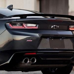 Darkened/Smoked Tail Lights | 2016-2018 Camaro