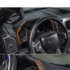 Dash Instrumental Panel Trim (5 Finishes) | 2016-2021 Ford F-150