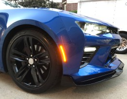 NEW Smoked LED Side Markers | 2016-2020 Chevy Camaro