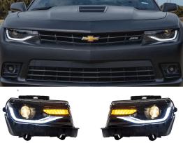 6th Gen Style VLAND Headlights | 2014-2015 Camaro