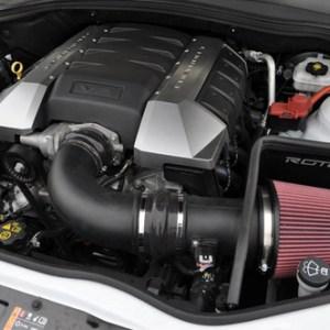 Roto-Fab Cold Air Intake | 2010-15 Camaro V8