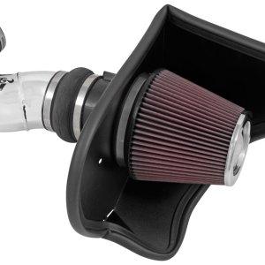 K&N 69-4534TP Air Intake | 16-19 Camaro SS