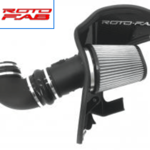 Roto-Fab Cold Air Intake System W/Dry Filter   2017+ Camaro ZL1