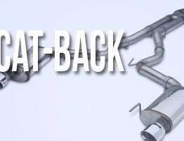 Cat Back Exhaust