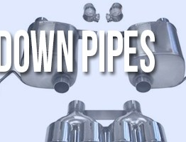 Exhaust Down Pipe