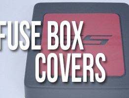 Fuse Box Covers