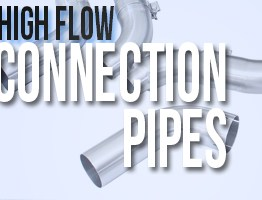 High Flow Connection Pipe