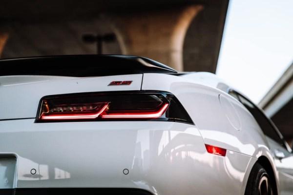 HERO/Morimoto Smoked Sequential Tail Lights | 2014-2015 Camaro
