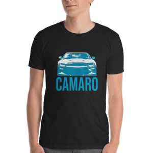 6th Gen Camaro T-Shirt