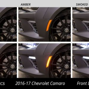 Diode Dynamics LED Side Marker Lights (Smoked/Clear/Amber) | 2016-2021 Camaro
