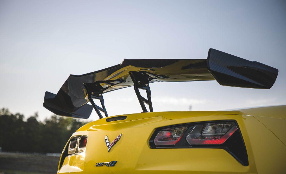 Corvette Spoilers