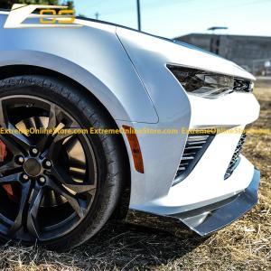 ZL1 1LE Style Splitter Lip | 2016-18 Camaro SS