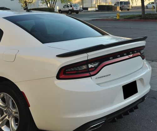 Painted SRT Hellcat Spoiler (21 Colors) | 2011-19 Charger