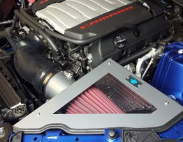 Cold Air Intake (Near-Chrome Finish) | 2016+ Camaro SS | Cold Air Inductions