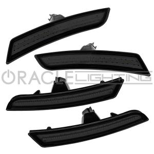 Oracle Side Markers (Clear/Smoked/Ghosted)   2016 – 2021 Camaro