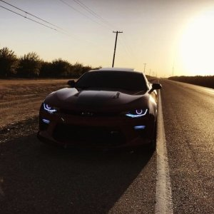 Oracle LED Color-Shift Projector Halo Kit | 2016-19 Camaro